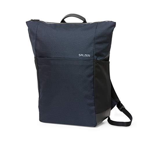 SALZEN VERTIPLORER - Plain Backpack, Businessrucksack - Knight Blue
