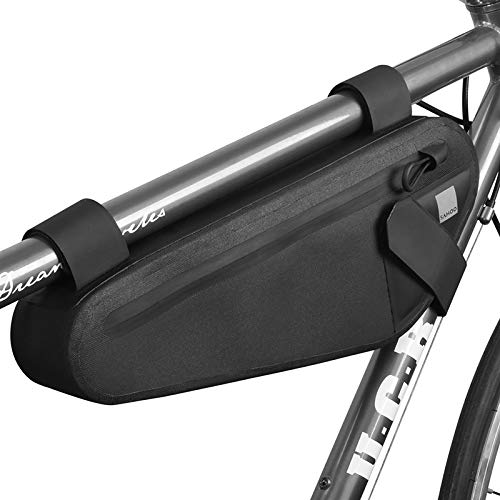 Roswheel Race Series Bike Frame Bag Bicycle Front Top Tube Bag Triangle Pouch (122033)
