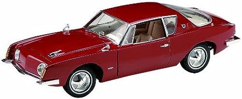 marca de lujo Schuco Schuco Schuco Dickie 421183270 - Solido - Coche Studebaker Avanti 1963 (Escala 1 18, Tipo Prestige), Color rojo  Para tu estilo de juego a los precios más baratos.