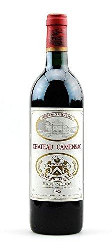 Wein 1986 Chateau Camensac 5eme Grand Cru Classe