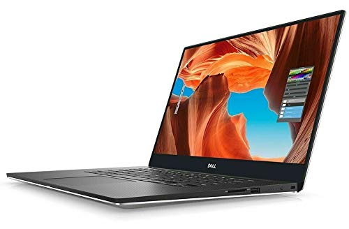 "Dell XPS 15 7590 15.6"" Core I7-9750H 32GB RAM 1TB PCIe SSD 4K UHD Touch (3840X2160) 500-NIT NVIDIA GTX 1650 4GB Windows 10 Home (Renewed)"