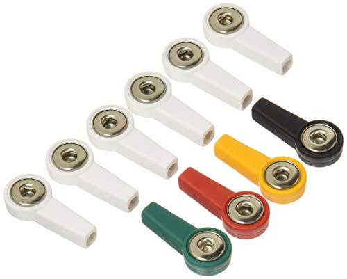 Gima 33367 Adattatore Elettrodi Monouso, Confezione da 10