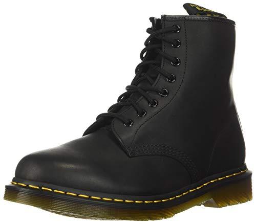 Dr. Martens 1460Z DMC G-B, Unisex-Erwachsene Combat Boots, Schwarz (Black), 45 EU (10 Erwachsene UK)