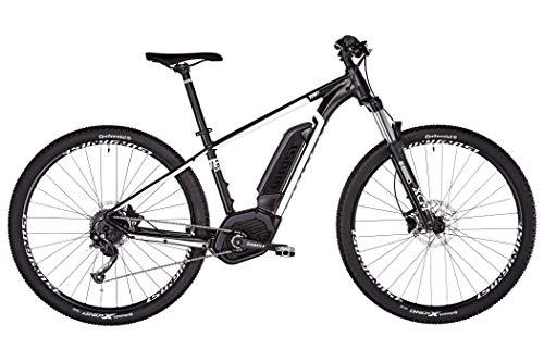 Ghost TERU B2.9 AL Hybrid - Bicicleta de montaña (talla S), color negro y blanco