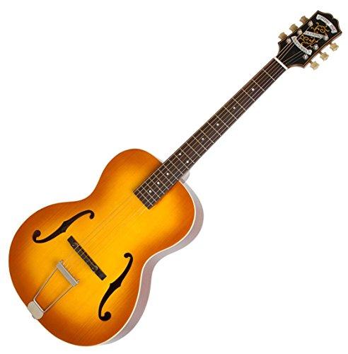 Epiphone ETOLHBNH1 Hollow-Body Electric Guitar, Honey Burst
