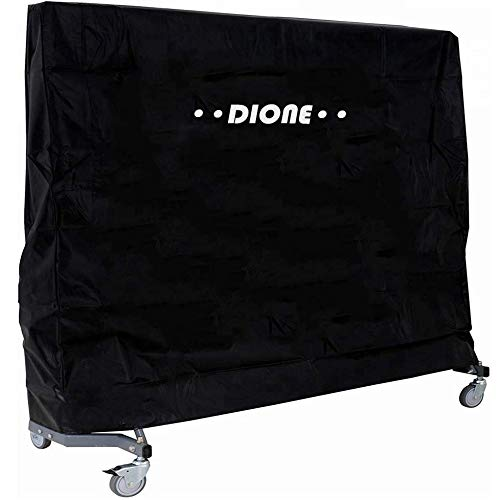 Dione afdekking voor tafeltennistafel, polyester, waterdicht, bescherming tegen weersinvloeden, beschermhoes