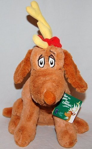 The Grinch Who Stole Christmas Max the Dog 12 Plush by Kohl's Cares