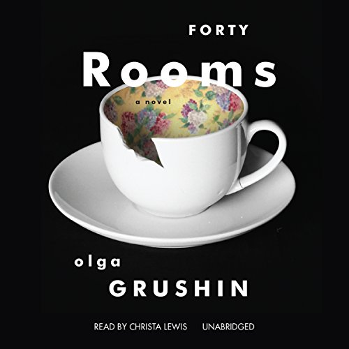 Forty Rooms audiobook cover art