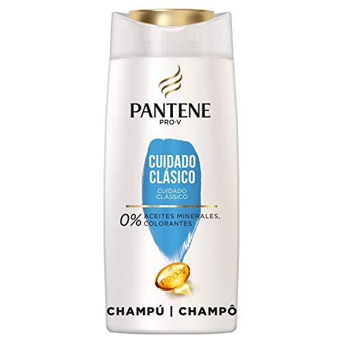 Pantene Pro-V Cuidado Clásico Champú, Pelo de Aspecto Sano y Brillante, 700 ml