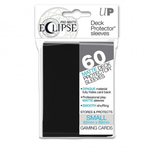 Ultra Pro Pro-Matte Eclipse Small Black (60...
