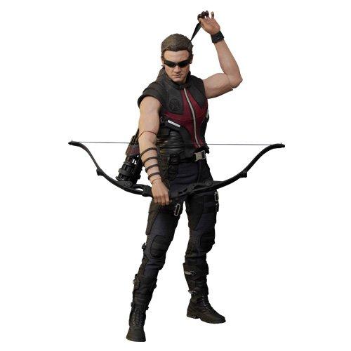 Hot Toys - Avengers figurine Movie Masterpiece 1/6 Hawkeye 30 cm