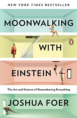 Moonwalking with Einstein: The Art and Science ... 1617931608 Book Cover