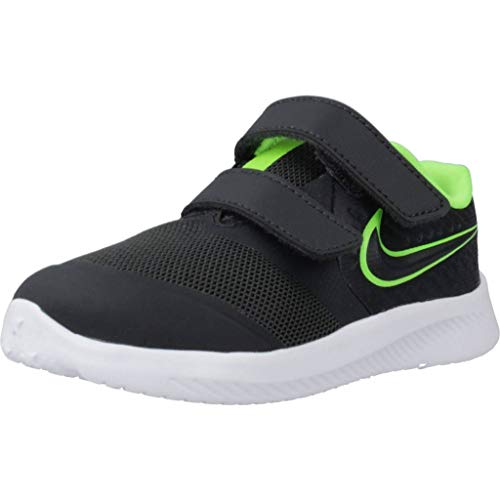 Nike Downshifter 9 (TDV) Unisex Toddler Ar4137-600 Size 3