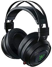 Razer Nari Ultimate Trådlös Gaming Headset, Svart
