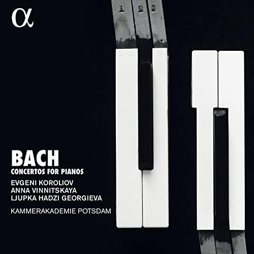 Bach: Konzerte für Klavier