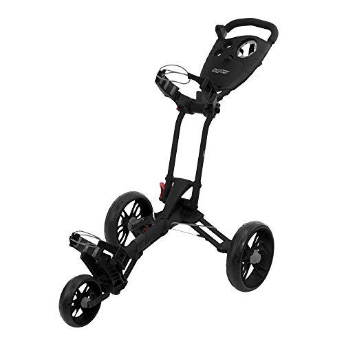 Bag Boy EZWalk Push Cart Black/Charcoal