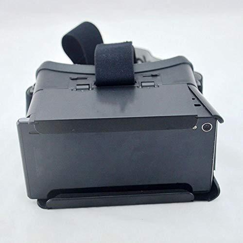 ASDFG Gafas3Dparateléfonos móviles con Casco de Realidad VirtualVR
