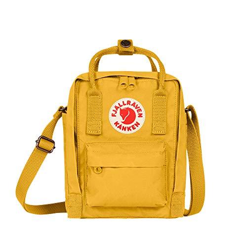 Fjällräven F23797 Unisex-Adult Kånken Sling Sports Backpack, Ochre, One Size
