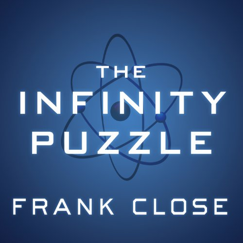The Infinity Puzzle audiobook cover art