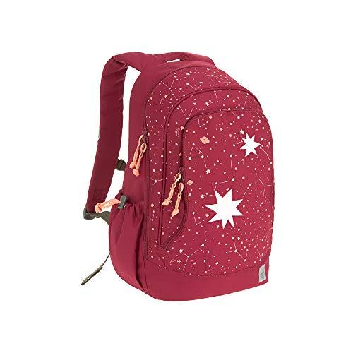 LÄSSIG Kinderrucksack Kindergartentasche Kindergartenrucksack groß mit Brustgurt ab 5 Jahre/Backpack Big Bliss Girls