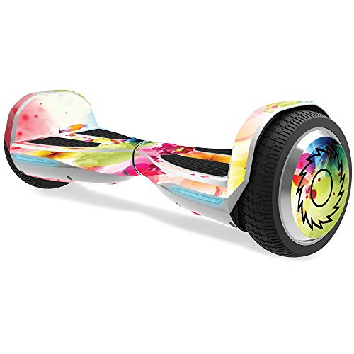 MightySkins Skin Compatible with Razor Hovertrax 1.5 Hover Board - Pollinate | Protective, Durable, and Unique Vinyl Decal wrap Cover | Easy to Apply, Remove, and Change Styles | Made in The USA