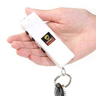 عرض Worlds Smallest Guard Dog Hornet Keychain Stun Gun with LED Flashlight, 6,000,000 Volts