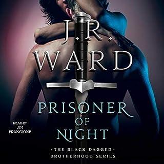 Prisoner of Night audiobook cover art