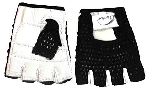 Lisaro Trainingshandschuh mit schwarz Netz (XL)