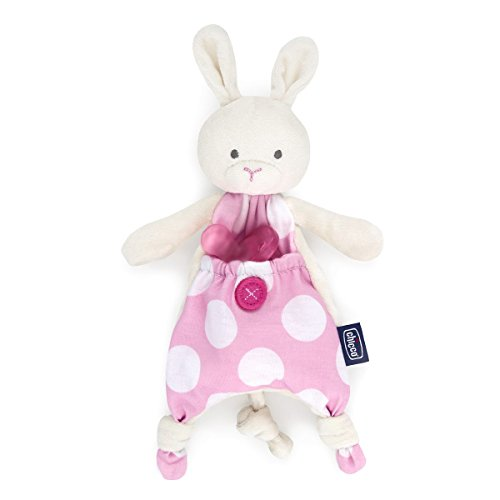 Chicco 00008012100000 Pocket Friend Coniglio, Rosa