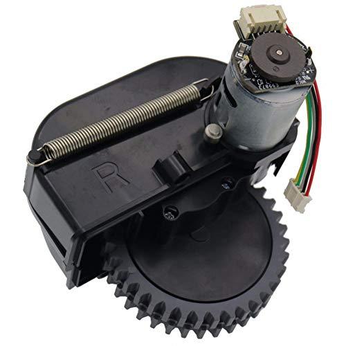 Tiamu Rädchen-Staubsauger-Zubehör für ILIFE V3S Pro V5S Pro V50 V55 Roboter-Staubsauger Räder Motoren