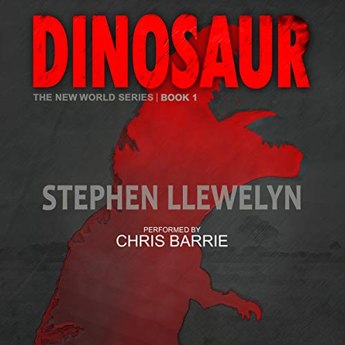 Dinosaur cover art
