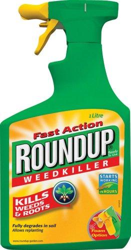 Roundup unidades 1 litro