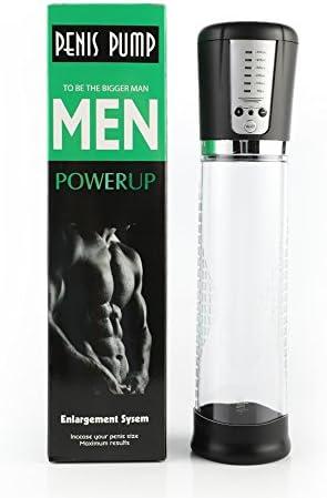 Effective ED Medical Vacuum Pump for Men Stronger Bigger Er ct ons for Men Improve Performance product image