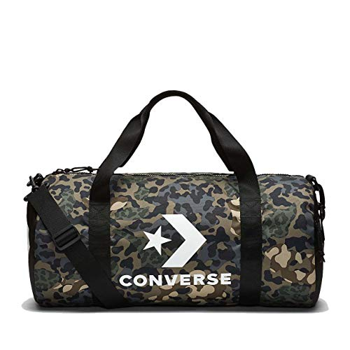 Converse Sport Duffel Bag (Black, One Size)
