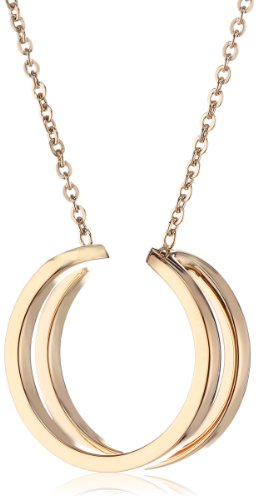 Calvin Klein KJ0ZPP000100 Halsketting voor dames, roestvrij staal, kettinglengte: 50 cm