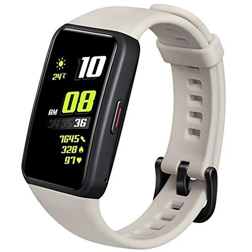HONOR Pulsera 6 con seguimiento de actividad física SpO2, pulsación cardíaca 24/7 y sueño, actividad deportiva