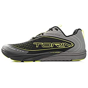 ALTRA Men's AFM1837F Torin 3.5 Running Shoe, Black/Neon - 9.5 D(M) US