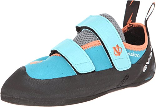 Evolv Elektra Climbing Shoe - Women's Teal, 8.0