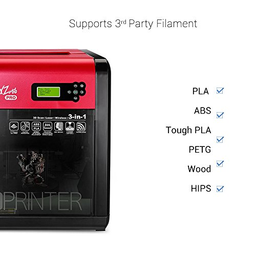 XYZprinting – da Vinci 1.0 Pro 3-in-1 - 4