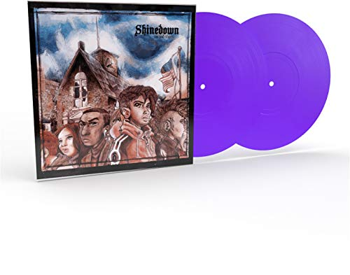 Us And Them (Vinyl Clear Purple)
