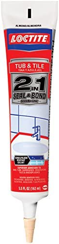 Loctite 1936526 2138418 Seal and Super beauty product restock quality top Bond Ranking TOP11 Sealant Tubw Tub 5.5 Tile
