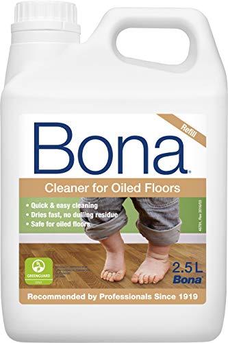 Bona WM700115021 Bodenreiniger für geölte Böden, 2,5l, Nachfüllpackung