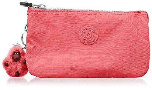 Kipling Womens Creativity L Purse Shell Pink One Size