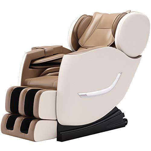 Massage Chair Zero Gravity Full Body Shiatsu Recliner with...