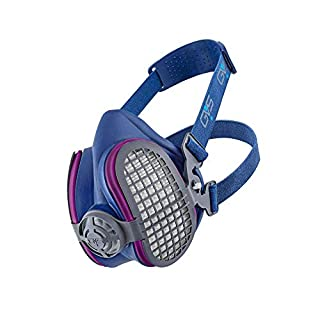 Vapour Half Mask Respirator with Replaceable and Reusable Filters Included (B07ZHWD2DR) | Amazon price tracker / tracking, Amazon price history charts, Amazon price watches, Amazon price drop alerts