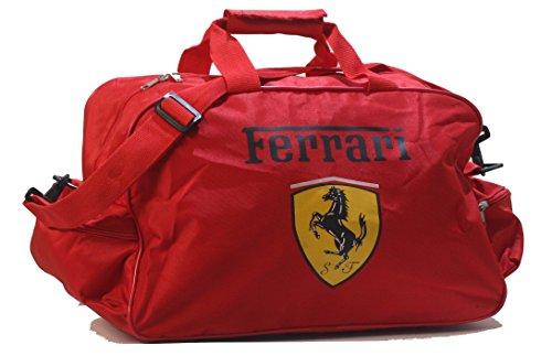 guilletaschen Ferrari Logo Tasche Unisex Freizeit Schule Freizeit Schulterrucksack