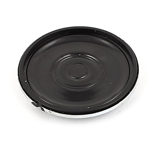 Sourcingmap® 36mm 16 Ohm 0.25W Aluminum Schale Interner Magnet Lautsprecher Hornlautsprecher de