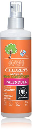 Urtekram Kinder Leave-In Spray Conditioner Bio, milde Pflege, 250 ml