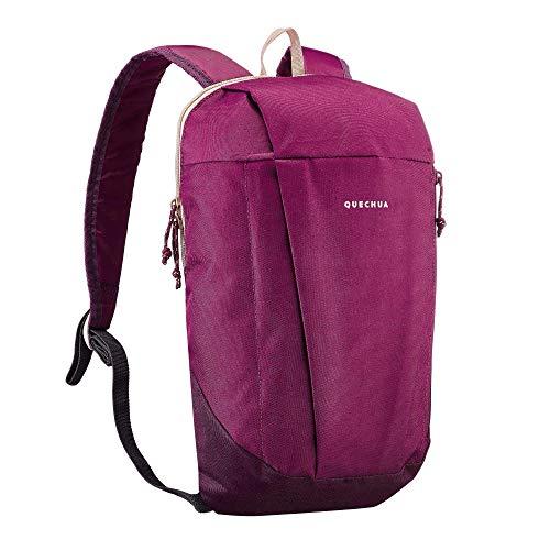 Quechua NH100 - Mochila de senderismo (10 L), violeta (Morado) - 8502157