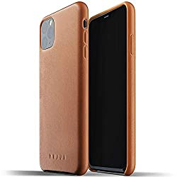 Mujjo Full Leather Case for Apple iPhone 11